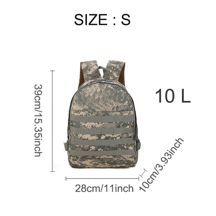 2018 Outdoor Sports Backpack Men Tactical Bag 10L30L (2)