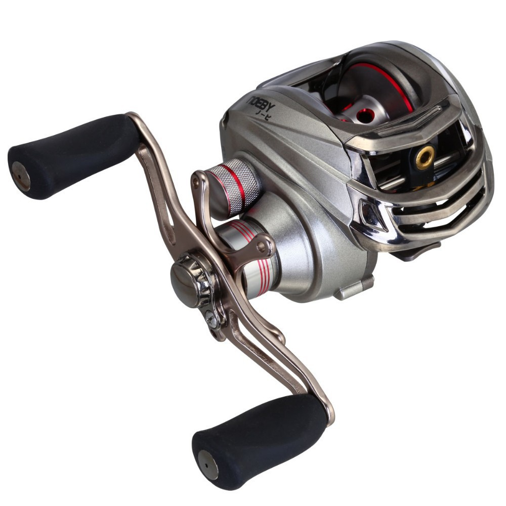 Online buy wholesale pink fishing reel from china pink for Japanese fishing reels