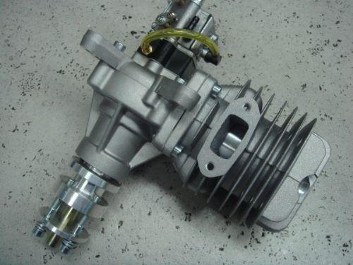 Le plus récent moteur à gaz DLE 55 pour avion modèle