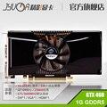 GTX460 1024 M DDR5 poderoso jogadores high-end 3.6G alta freqüência. cartão DX11