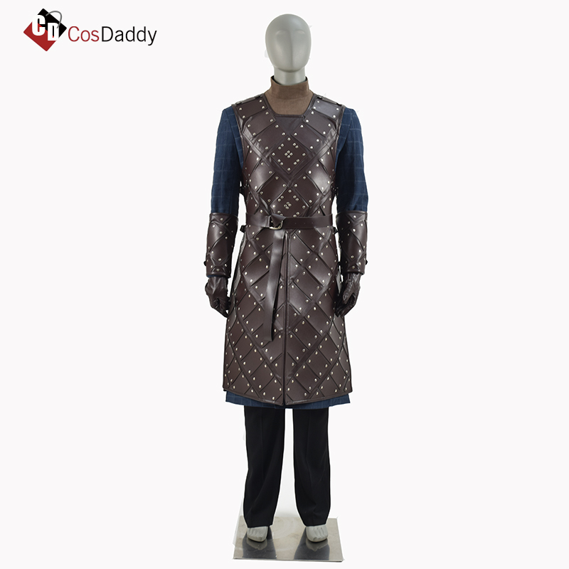 Jon Snow  Cosplay Costume  Clothes Leather CosDaddy
