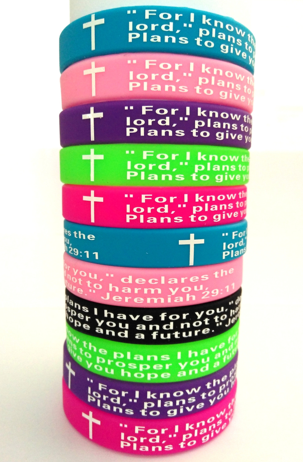 Aliexpress.com : Buy 50pcs Color Mix JEREMIAH 2911 Lord\'s Prayer ...