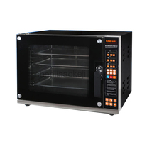 Electric Oven for Bread/Pizza Commercial Bakery Oven Baking Oven Bakery Machine 220 240v 4500w CK02C Multifunctional oven 1pc