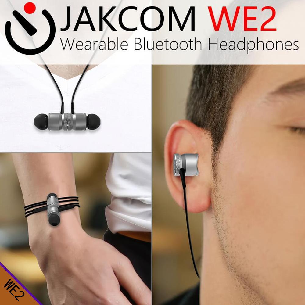 JAKCOM WE2 Smart Wearable Earphone Hot sale in Earphones Headphones as ear buds tecnologia wireless earbuds