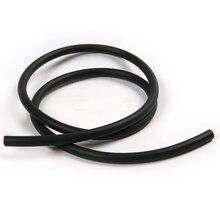 90-100 см маслостойкий шланг бензиновый резиновый шланг для мотоцикла черный