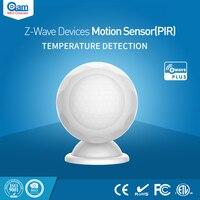NEO Coolcam NAS PD02ZT Z Wave PIR Motion Sensor Detector Temperature Sensor Home Automation Alarm System