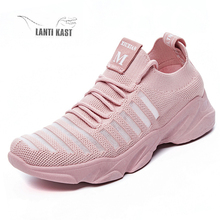 Women Sneakers Air Mesh Fashion Casual Sport Shoes Woman Running Shoes Comfortable Breathable Flats Female Basket Sneakers women sneakers fashion casual running shoes woman comfortable sport woman shoes breathable flats female platform sneakers