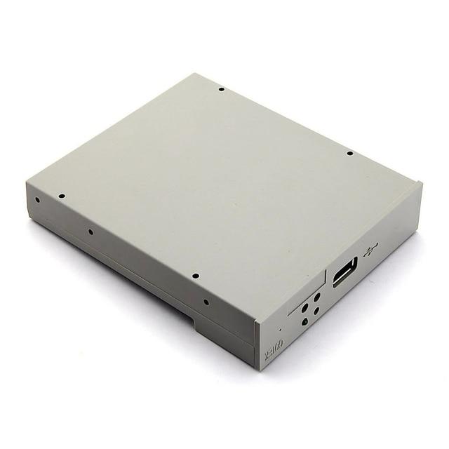 SFR1M44-U USB Floppy Drive Emulator para Equipamento de Controle Industrial Branco-CAA