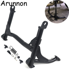 For Kawasaki Z900 RS 2018 2019 Z900RS 18-19 Middle Center Kickstand Foot Kick Stand Body Support Lift Up Parking Bracket Rack
