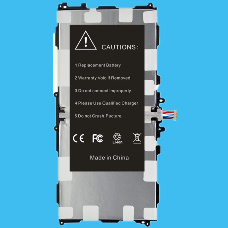 New Arrival 1PC Replacement <font><b>Battery</b></font> 8220MAH For <font><b>Samsung</b></font> Galaxy Note 10.1
