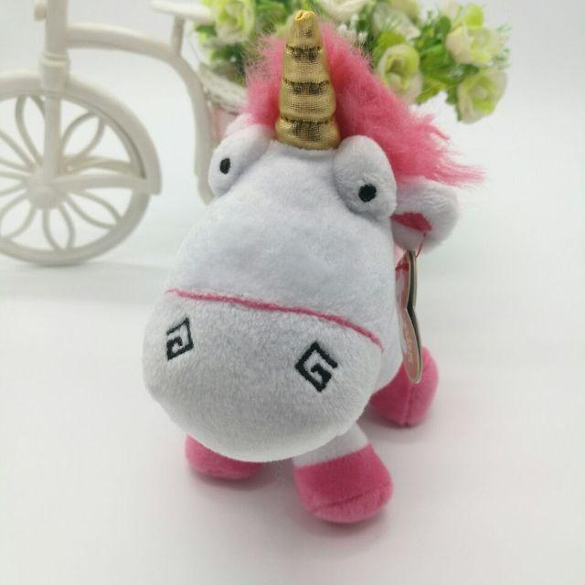 d7f4c1f1cd15 Ty Beanie детская коллекция плюшевая игрушка 18 см Миньон Пушистый Единорог  детская игрушка подарок на день