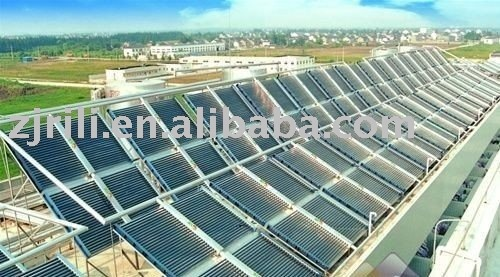 free shipment,low price Railey Solar water heating project