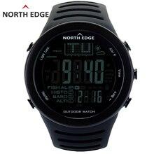 intelligentes nord thermomètre horloge