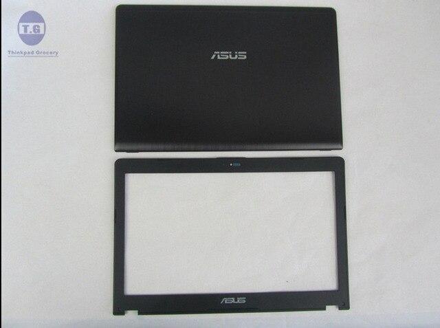 New/Original For Asus N56 N56SL N56VM N56V LCD Back Cover & Front Bezel cover 13GN9J1AM080-1 13GN9J1AP070-1