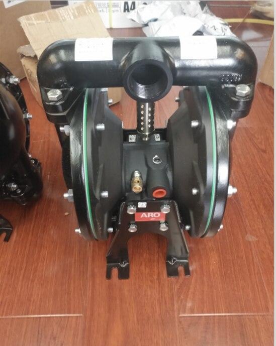 Original Ingersoll Rand Model 666120-344-c Aluminum Alloy ARO Pneumatic Diaphragm Pump