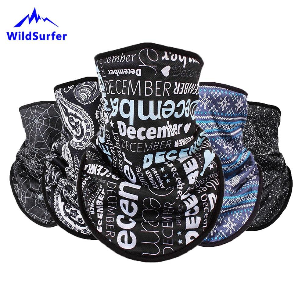WildSurfer Ski Mask Balaclava Snowboard Motorcycle Winter Warmer Sport Face Mask Pirates 3D Printed Unisex Triangular Scarf J46