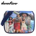 2016 Moana Princess Moana Children School Book Bag Cartoon Moana Adventure Student Messeger Bag Gift For Baby