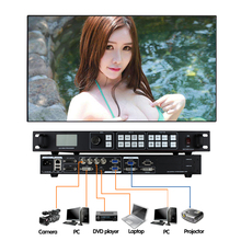 outdoor led display panel board usage led video mosaic processor video wall controller lvp815s free shipping lvp613w rgb led panel digital video processor led p6 video matrix switcher wifi video processor