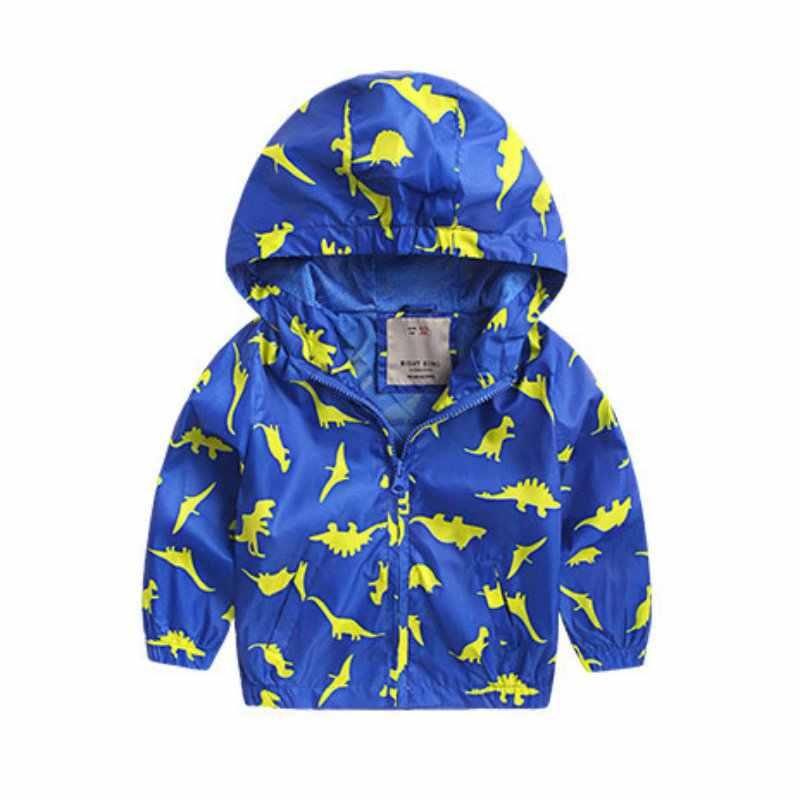 新しい赤ちゃんの男の子カジュアル春秋のジャケットソフトシェルジャケット用キッズボーイズコートアクティブフード付き2-6年
