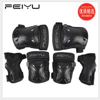 Professional Skateboard Protection Gear Longboard Wrist Knee Elbow Protection Professional Drift downhill Pads