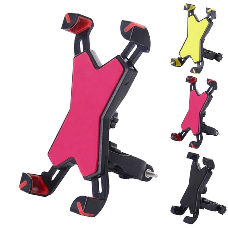 HOT 360 Rotating Rotation Bicycle Phone Holder Upgraded MTB Bike Holder Support Stand Adjustable Phone HV99