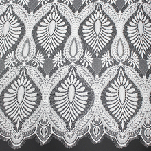 3M/piece High Content of Cotton Black Lace Fabric Width 150CM Home Furnishing Decorations DIY Manual Fashion Dress Accessories