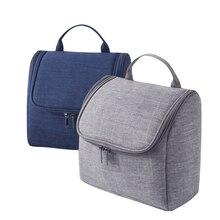 Big Capacity Travel Toiletry Cosmetic Bag For Men Professional Waterproof Toilet Organizer