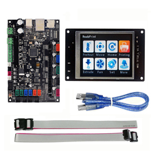 3D printer 32bit Arm platform Smooth control board MKS SBASE V1.3 +MKS TFT32 3.2'' LCD Touch Display недорого