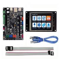 3D Printer 32bit Arm Platform Smooth Control Board MKS SBASE V1 3 MKS TFT32 3 2