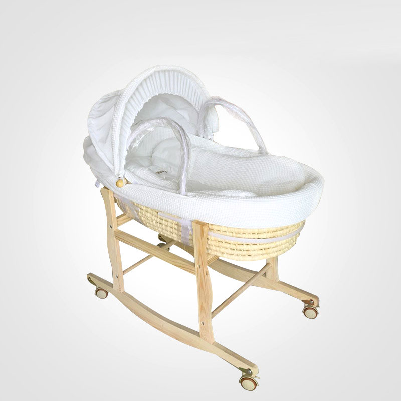 Free Shipping 2in 1 Portable Baby Basket Hand Basket Newborn On-Board Ttraw Basket Baby Cradle  Baby Sleeping BedFree Shipping 2in 1 Portable Baby Basket Hand Basket Newborn On-Board Ttraw Basket Baby Cradle  Baby Sleeping Bed