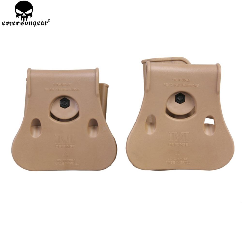 GLOCK EMERSONGEAR 17 22 31 Plástico Pistola