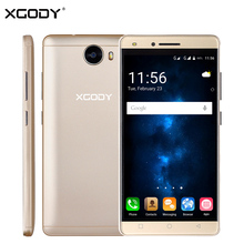 XGODY X11 5.0 Inch Unlock 3G Smartphone Android 5.1 MTK MT6580 Quad Core 1+8GB 960*540 qHD IPS 5MP Dual Camera Mobile Phone WiFi