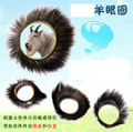 5PCS/lot New Male Apparatus Sex Toys Penis Cock Ring Sheep Eye Socket For Men Sexy Couple Products
