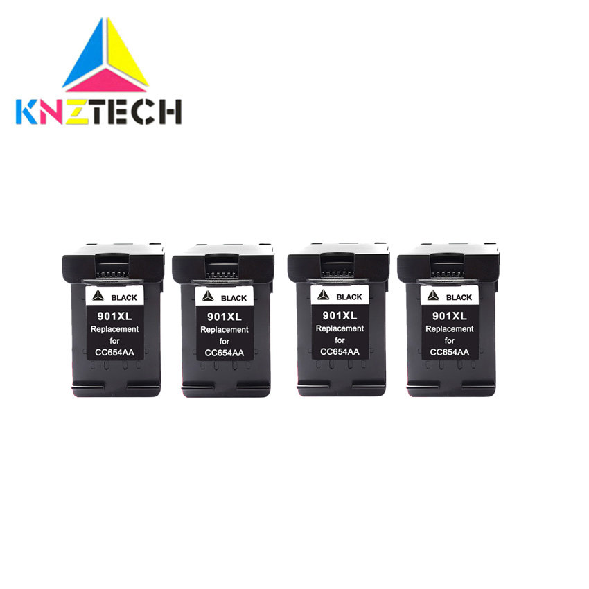 901XL Print Cartridge Compatible For 901 Xl Hp901 Ink Cartridge For Officejet 4500 J4500 J4540 J4550 J4580 J4680 Printer