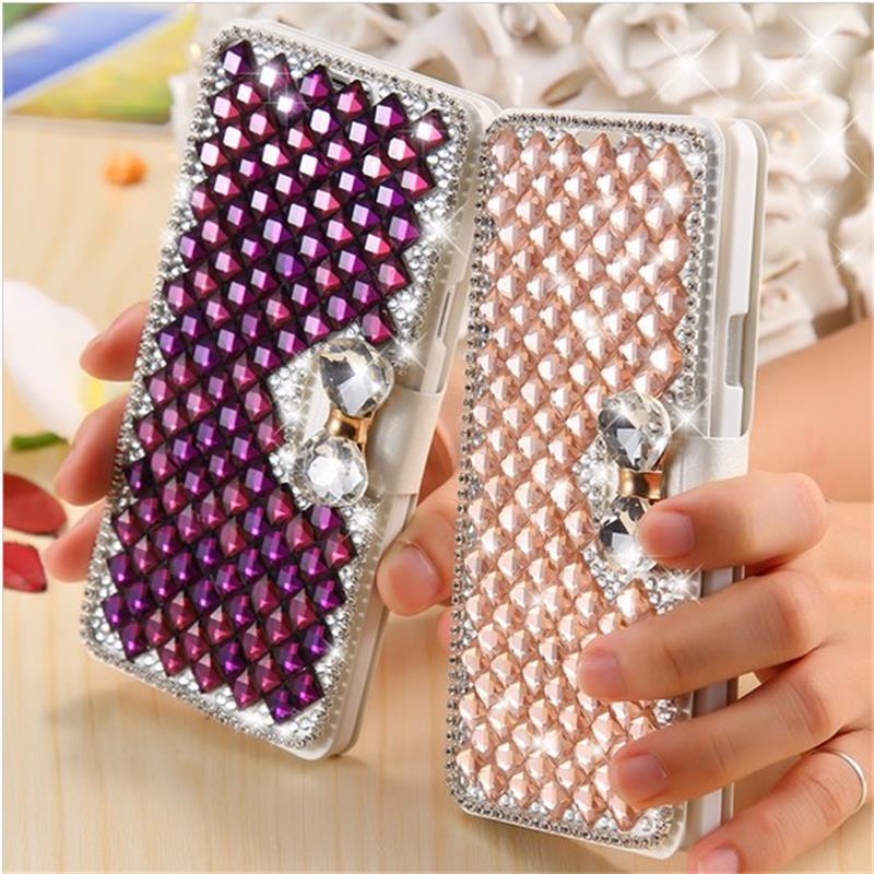 Luxus Diamond Hülle für iPhone 5 6 6s plus Strass Handyhülle - Handy-Zubehör und Ersatzteile - Foto 2