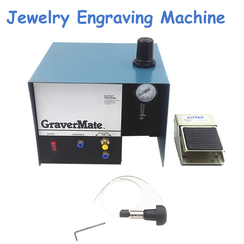 miniature pneumatic jewelry engraving machine single ended graver mate graver tool gold jewelry. Black Bedroom Furniture Sets. Home Design Ideas