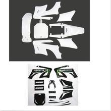 Пластиковые Fender Стикер комплект 125cc 250cc Apollo Orion Atomik Стиль Грязь Велосипед Ямы