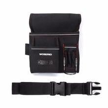 4be59980ba6 WORKPRO ceinture sac multifonction ceinture outil pochette électricien taille  outil sac porte outil pratique organisateur de tra.