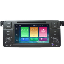 Android 6.0.1! 7 Inch Car DVD Player For BMW/E46/M3/Rover/3 Series 8 Cores CPU 2GB RAM 32GB ROM 3G/4G Wifi GPS Radio FM CAN BUS