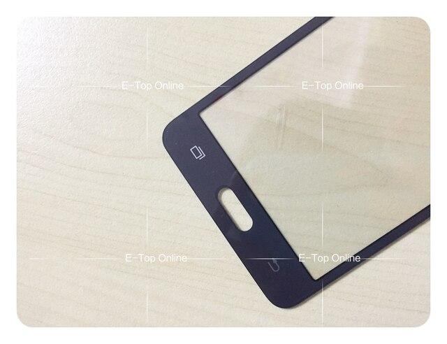 Di alta Qualità Per Samsung Galaxy J2 Prime G532 G532F SM-G532 Sensore di Tocco Digitale Dello Schermo del Pannello Frontale; 50 pz/lotto