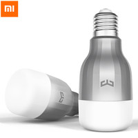 5pcs Original Xiaomi Yeelight LED Smart Light E27 9W 600 Lumens RGB Bulb Wifi Smart Control