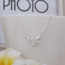 Wholesale Free Shipping silver plated Anklets,silver plated Fashion Jewelry Fox Eyes Anklets SMTA018