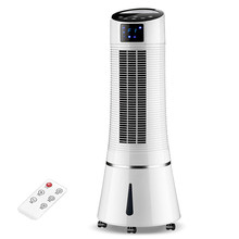 Energy-saving air conditioner silent tower fan strong wind cooler remote control dormitory household refrigerator AC-12