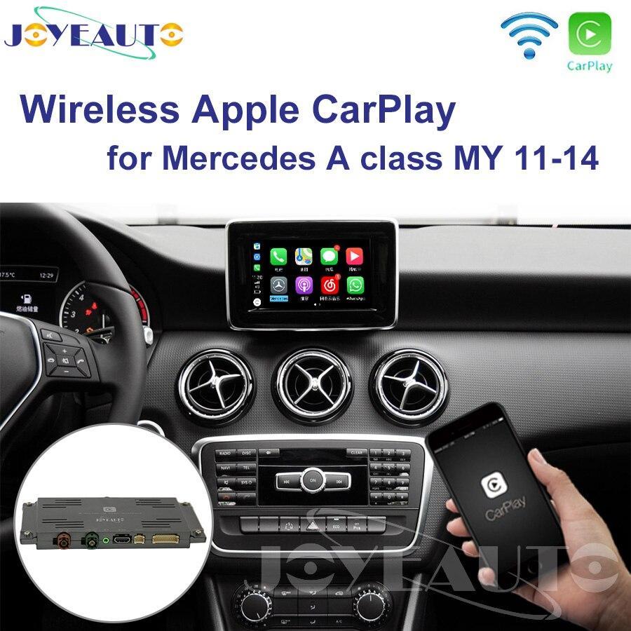 Joyeauto WIFI Wireless OEM Apple Carplay Car Play Retrofit for Mercedes NTG 4 5 4 7