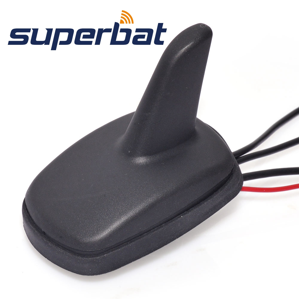 Image 3 - Superbat DAB/DAB /GPS/FM/AM Car Digital Radio Amplified Aerial 