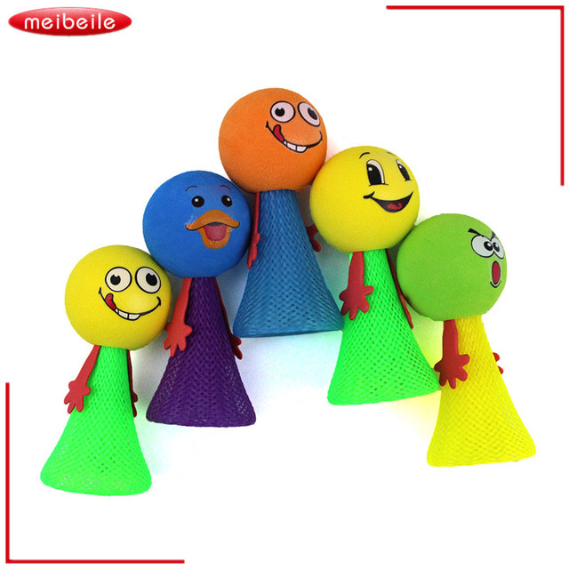 New Mega FLy Jumping Elf Funny Toy For Toddler Little Plastic Doll ...