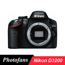 Nikon D3200 Dslr Camera-24.2 MP-1080 P Видео фотоаппарат зеркальный цифровой