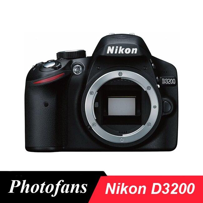 Nikon D3200 Dslr Camera 24.2 MP 1080 P Видео фотоаппарат зеркальный цифровой