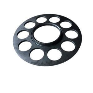 Image 3 - Nachi PVD 00B Pumps Parts PVD 00B 14P/15P/16P Pumps Internal Parts Repair Kits Cylinder Block Piston shoes Valve Plate Set Plate