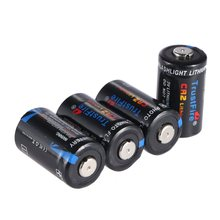 30pcs/lot High Quality TrustFire CR2 3V 750mAh Lithium Battery,3v CR2 Li-Ion disposable batteries стоимость